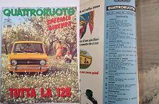 QUATTRORUOTE APRILE 1969  - PROVA INNOCENTI MINI MINOR MK2