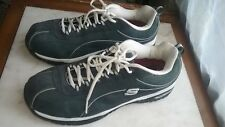 Leather Steel Toe Men's size 8.5 Authentic Sketcher Suede Casual hiking shoes
