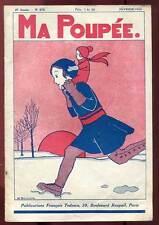MA POUPEE 26è ANNEE N°279. FEVRIER 1932 + SUPPLEMENT.