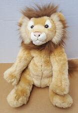 Build a Bear World Wild Life Collection Special Tag Tan Lion Safari King Jungle