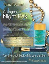 Senegence Collagen Night Pak Delay Skins Aging Process Seneplex