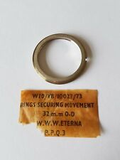 Eterna WWW Britsh Military Movement Holder/Ring 32mm Approx Swiss Made NOS
