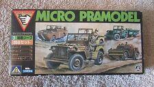 Roshima Micro Pramodel - Kit No. 1G-46-100 - NIB    (CA 17)