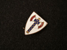 WWII French Vichy Francisque Maréchal Pétain Supporters Badge (2)