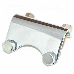 Fits Royal Enfield Classic Electra Handle Bar Clip Clamp & Bolt Stud Set ECs