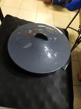 Tupperware 3pc  Microwave Steamer Black & Red #3066 Rice Veggie Cooker Colander