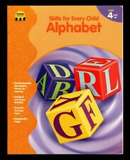 Skills for Every Child:  Alphabet  NEW  Free S/H Offer w/ other purchases - MINT