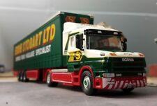 Stobart Scania T Series Lorry Wagon & Trailer Bachmann Dapol Hornby 1:76 OO/00