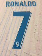 Real Madrid stilscreen Cristiano Ronaldo  Junior kit nome e numero