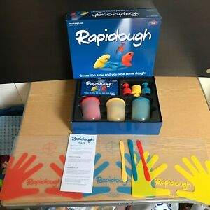Rapidough by Drummond Park for 4+ players aged 8 yrs up