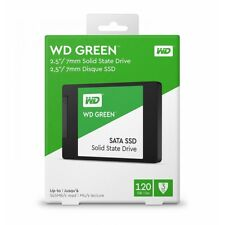 WD SSD 120GB Green Western Digital Internal Solid State Drive HDD 2.5''