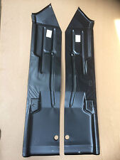 Escort Mk3 Mk4 Outer Floor Sill Egde Panels Pans fits XR3 3i RS turbo 1980-90