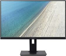 "Acer B277 27"" LED LCD Monitor - 16:9-4 ms GTG, Black, Adaptive Sync, 75Hz"