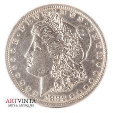 1882 О Morgan One Dollar Silver Silber Münze USA Amerika Coin Liberty