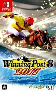 Winning Post 8 2017  SWITCH JAPAN