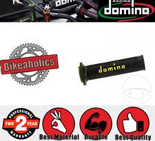 Domino Road Monochrome Grips Black Yamaha XJ550 Pair