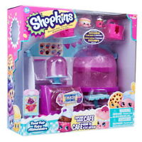 SHOPKINS CUPCAKE QUEEN CAFE SEASON 4 PLAYSET BRAND NEW RELEASED