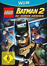 LEGO Batman 2 - DC Super Heroes (Nintendo Wii U, 2013, DVD-Box)