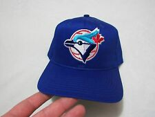 NWT VINTAGE TORONTO BLUE JAYS TWINS ENTERPRISE SNAPBACK HAT GREEN UNDERBILL