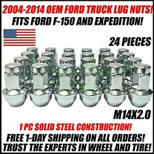 2004-2014 Ford F-150 OE FactoryStyle Replacement LugNuts 14x2.0 Chrome🦖🦖