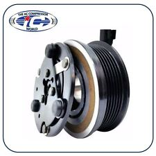 A/C AC Compressor Clutch Assembly Fits Ford Crown Victoria Explorer Scroll