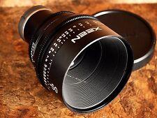 Rokinon Xeen 50mm T1.5 Cine Lens in Sony E-Mount - Flawless Glass