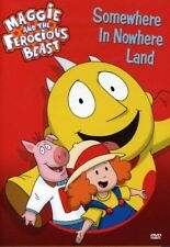 Maggie and the Ferocious Beast: Somewhere in Nowhere Land [New DVD] Dubbed, St