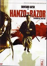 Hanzo The Razor Sword of Justice -Hong Kong RARE Kung Fu Martial Arts Action