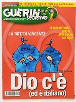 GUERIN SPORTIVO 25-2002 ITALIA WORLD CUP GIAPPONE-SUD COREA