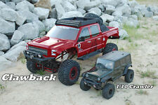 REDCAT RACING 1/5 Scale CLAWBACK 4WD 4X4 Rock Crawler RC Truck + BONUS LIPO KIT