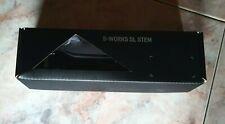 Pipa manubrio stem Specialized S-works 100mm Nuova new
