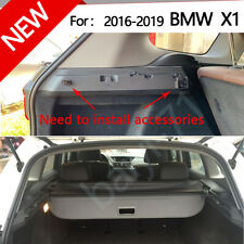 Retractable Security Cargo Luggage Shield Shade Trunk Cover for 2016-2019 BMW X1