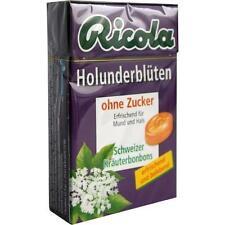 RICOLA o.Z. Box Holunderblüten Bonbons 50 g