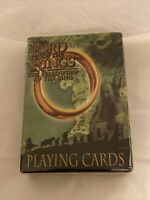 Bicycle Lord Of The Rings Playing Card