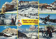 LA VILLA - SALUTI - STERN - GRUSSE - 8 VEDUTINE - V1973