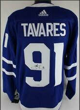 John Tavares Signed Maple Leafs Authentic Adidas NHL Jersey Fanatics Certified