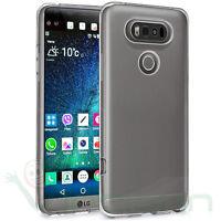 Custodia PERFECT FIT cover trasparente per LG V20 case TPU flessibile morbida