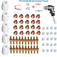 Zubehör für Plasma Inverter CUT 50A 65 Teile kurz PT31