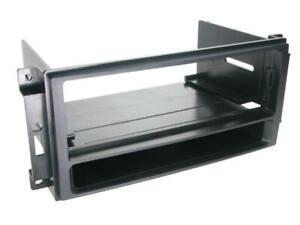 Pour Jeep Grand Cherokee WH Voiture Panneau de Radio Montage Cadre 1-DIN Noir