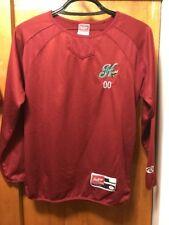 Hickory Hornets North Carolina Youth Baseball Med Rawlings Batting Shirt Jersey