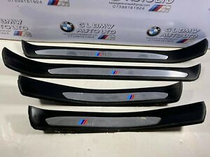 BMW 5 SERIES E60 E61 M SPORT DOOR SILL SET OEM 7898821