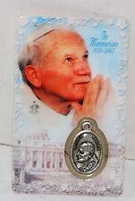 POPE JOHN PAUL II Medal