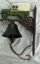 Bell Collectable Cast Iron Metalware