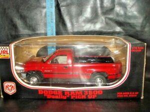1997  JRL Collectibles  'JRL Dodge Ram Dually 3500 Pickup Truck'  Die-Cast  1/18