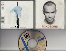 THE THE Mind Bomb 1989 CD AUSTRIA EPIC 463319 2 JOHNNY MARR MATT JOHNSON