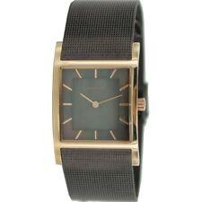 Bering Damen Uhr Armbanduhr Slim Classic - 10426-265 Meshband