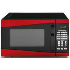 DIGITAL COUNTERTOP MICROWAVE OVEN HAMILTON BEACH COLORS red free fast shipping