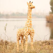 60CM Plush Giraffe Toy Giant Large Stuffed Cute Animal Doll Kids Gift