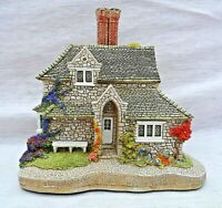 VINTAGE LILLIPUT LANE SWEET BRIAR COTTAGE WITH ORIGINAL BOX WITH DEEDS PERFECT
