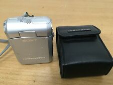 Sony DCR-PC53E PAL Camcorder - Faulty - NO picture thru lens